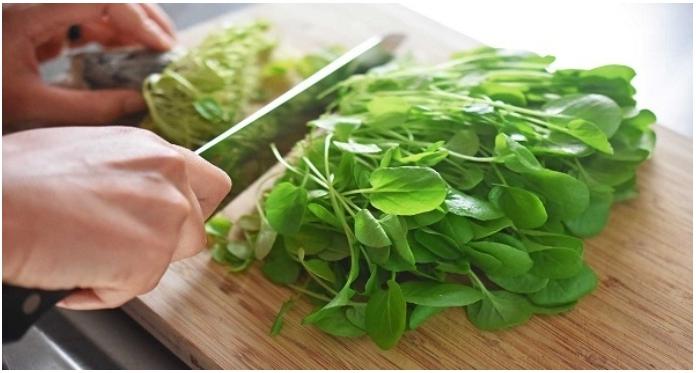 Вот самый здоровый овощ в мире, но только некоторые знают это
