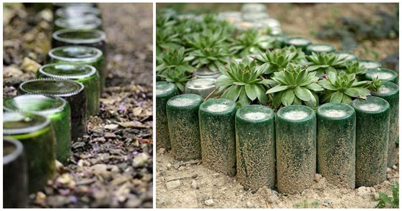 Благодаря этой идее, вы больше не выбросите ни одной стеклянной бутылки