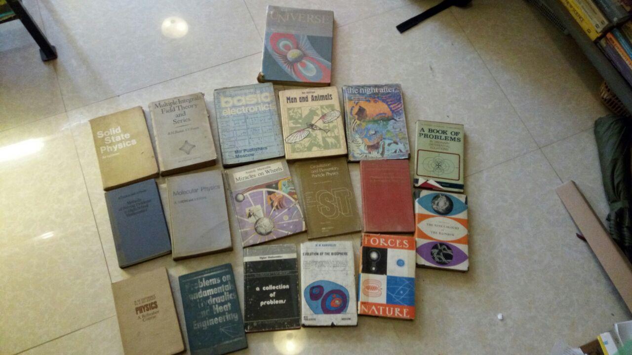Как советские научные книги стали артефактом у физиков и инженеров в Индии