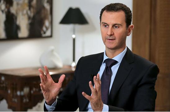 Асад обвинил США в намеренном ударе по сирийской армии в Дейр-эз-Зоре