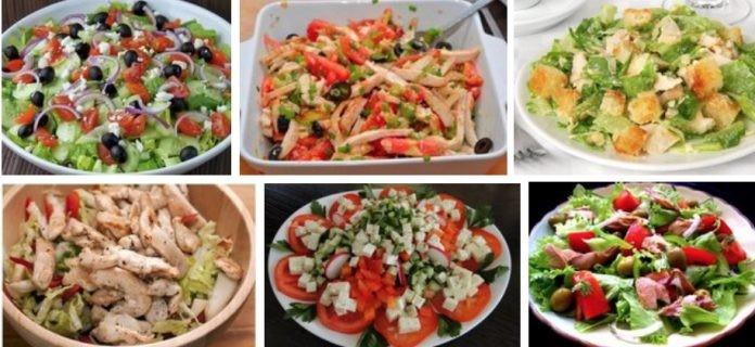 Теперь у меня всегда есть ПЛАН Б: Топ-9 крутых салатов на каждый день
