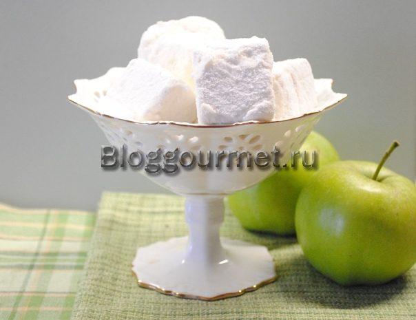 Вкуснейший яблочный зефир