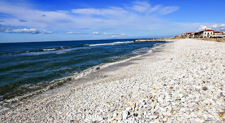 Пляж Марина ди Пиза
