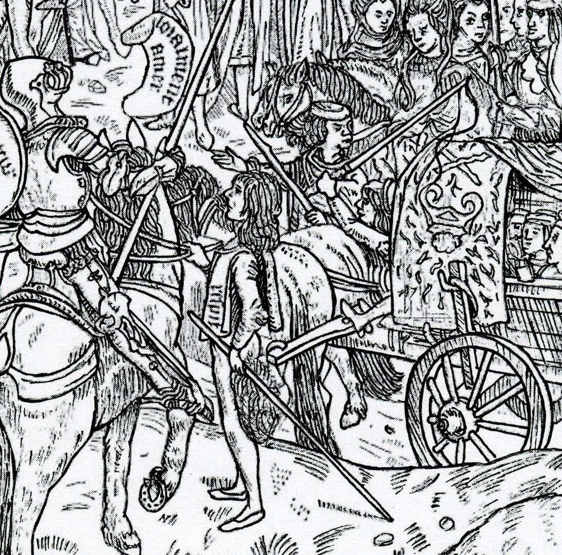 Воспоминания бургундского посла Жильбера де Ланнуа о путешествии в Великую Русь в 1413 г.