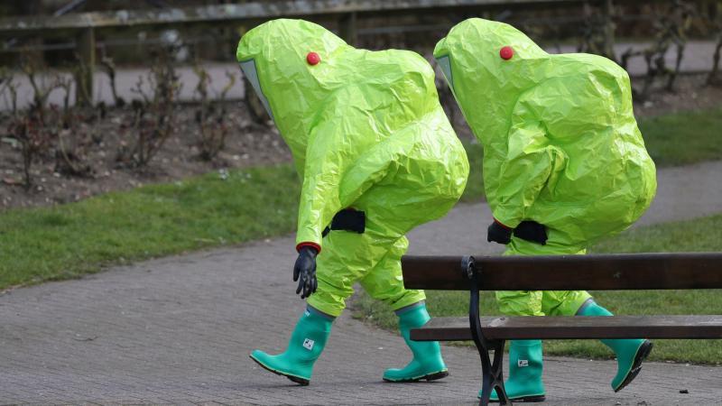 Химические отравления в Солсбери и Думе – фальшивки
