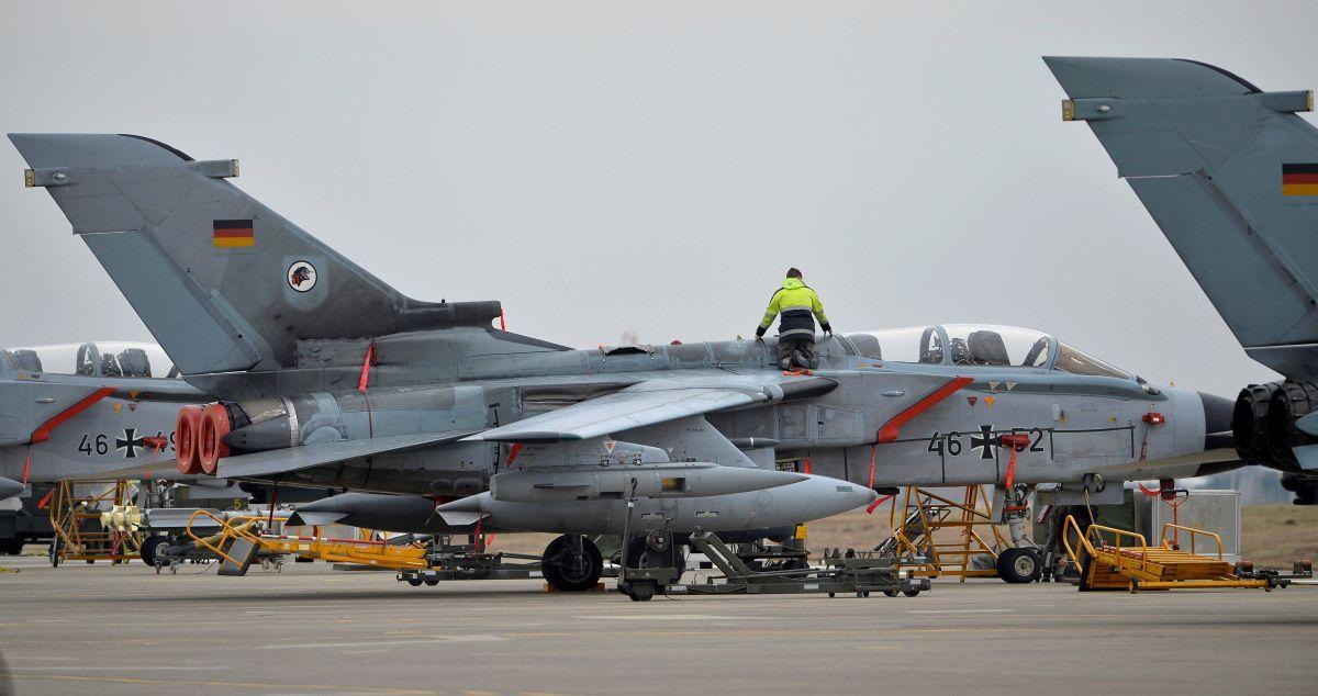 Все самолеты Tornado ВВС ФРГ не пригодны к маневрам в рамках НАТО