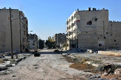 Шойгу оценил эффективность антитеррористической операции США в Сирии