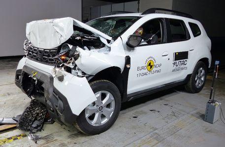 Новые тесты Euro NCAP: труп в Дастере и первый «0» за безопасность