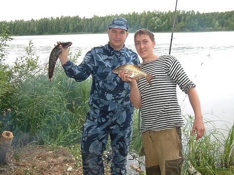 Август - месяц рыбалки