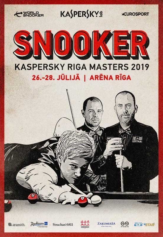 Riga Masters 2019. Результат…