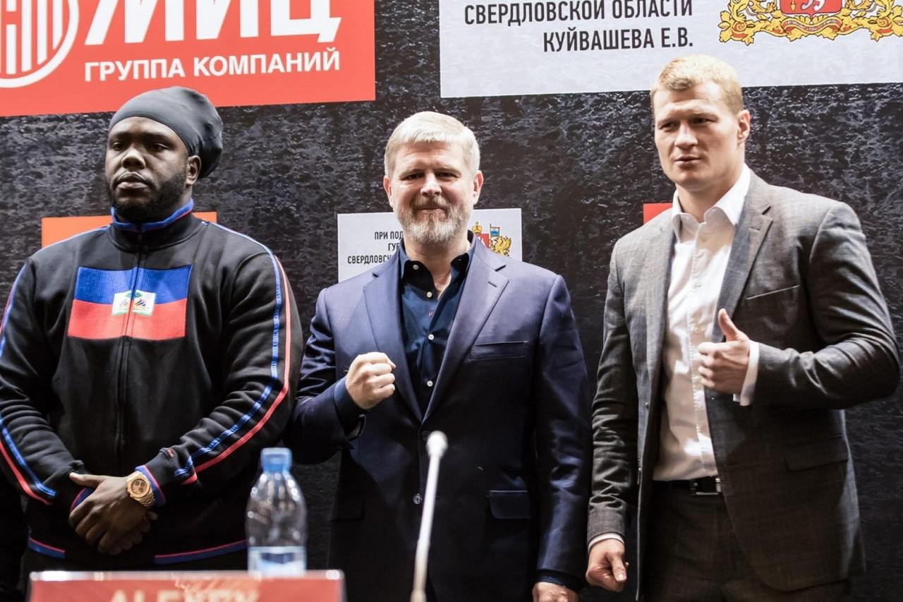 Бой не продлится 12 раундов»: Поветкин о поединке за временный титул по версии WBC
