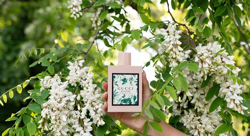 летние ароматы