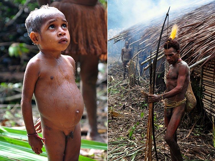 племена картинки