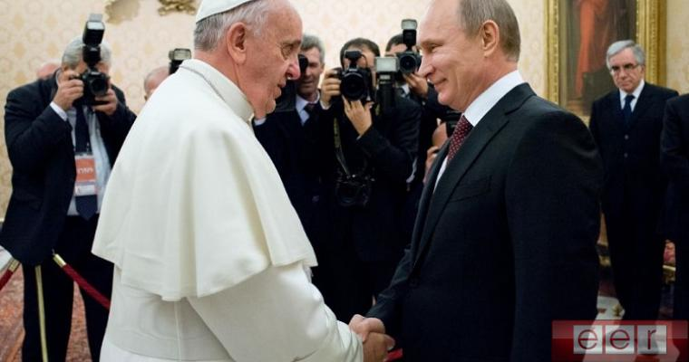 Награда для Путина от Ватика…