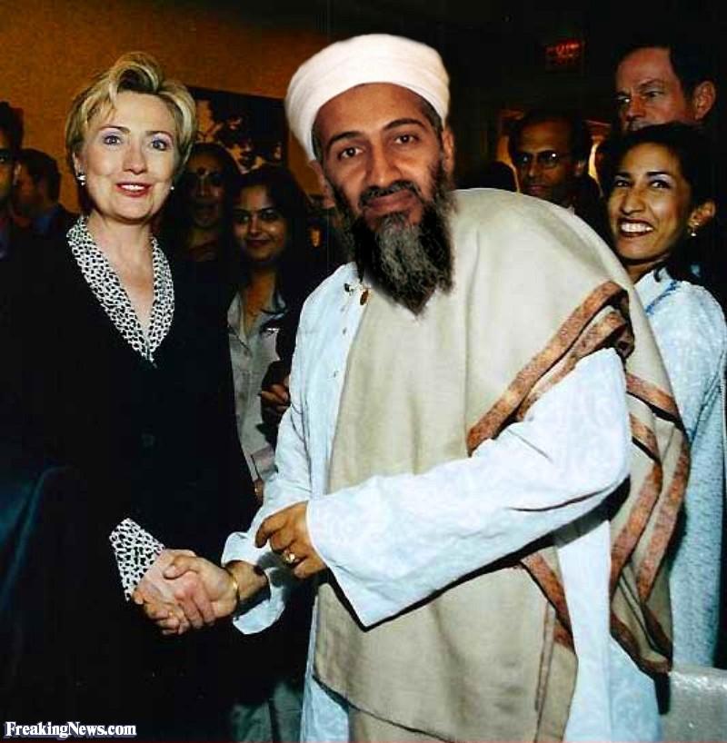 Объединенный хор ИГИЛ - Солистка Х.Клинтон!