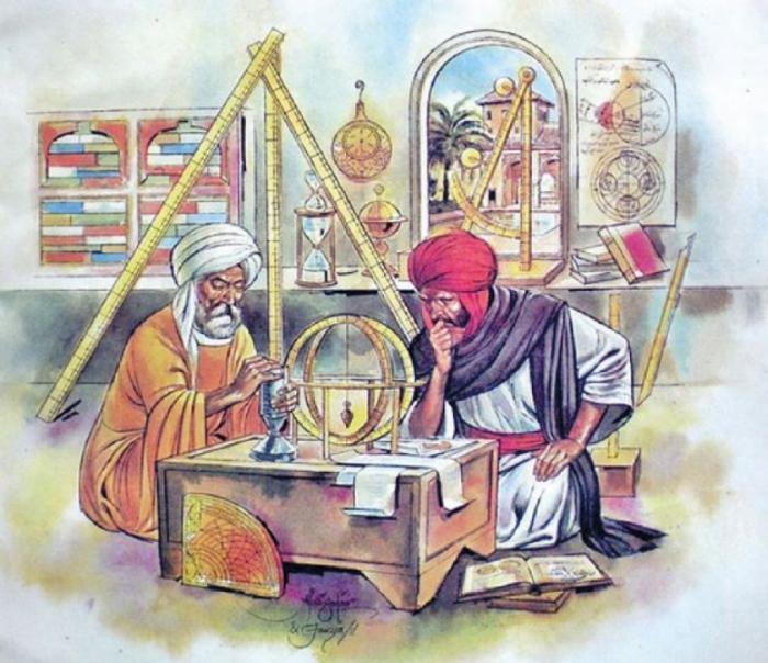 Золотой век ислама.