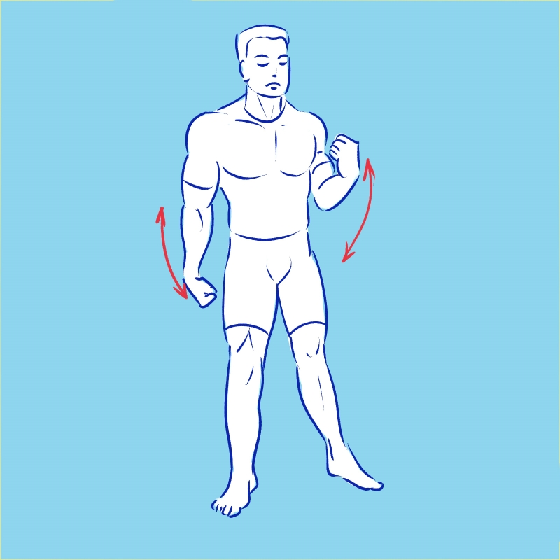 силовая гимнастика для мужчин