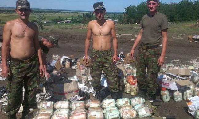 Украинские военные спешно пытаются отмыться от имиджа фашистов