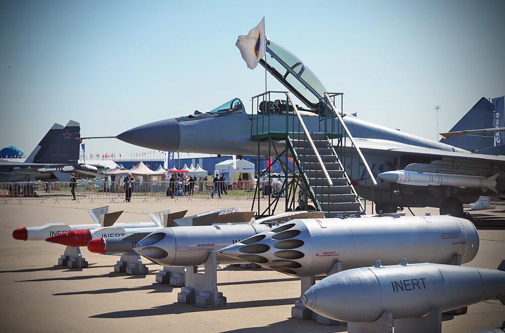 Россия и Арабские Эмираты создадут истребитель пятого поколения