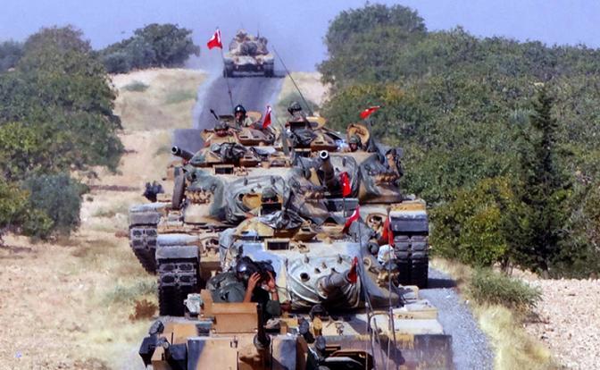 Россия и Турция снова на гра…