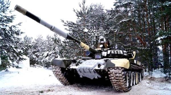 Круче, чем у России: Белоруссия модернизирует свои Т-72 до уровня «Витязь»