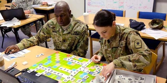 Американские солдаты пожаловались на сложность изучения русского языка по детским развивающим играм