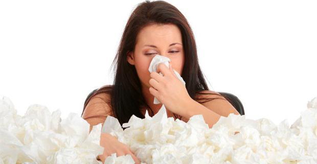 Как лечить хронический насморк?