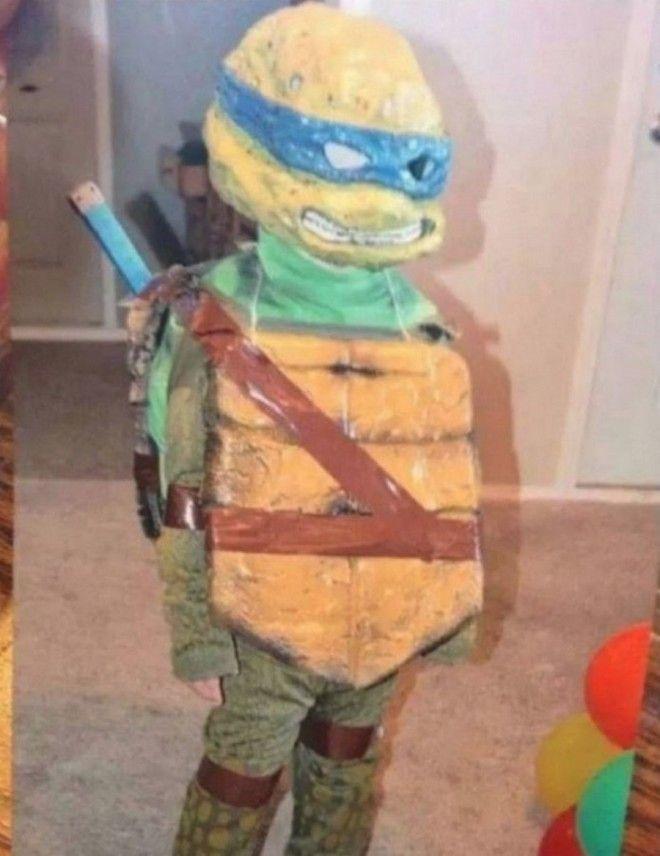 20 костюмов, за которые дети когда-нибудь отомстят родителям!