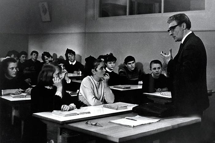 Как оскорбляли учителей в со…