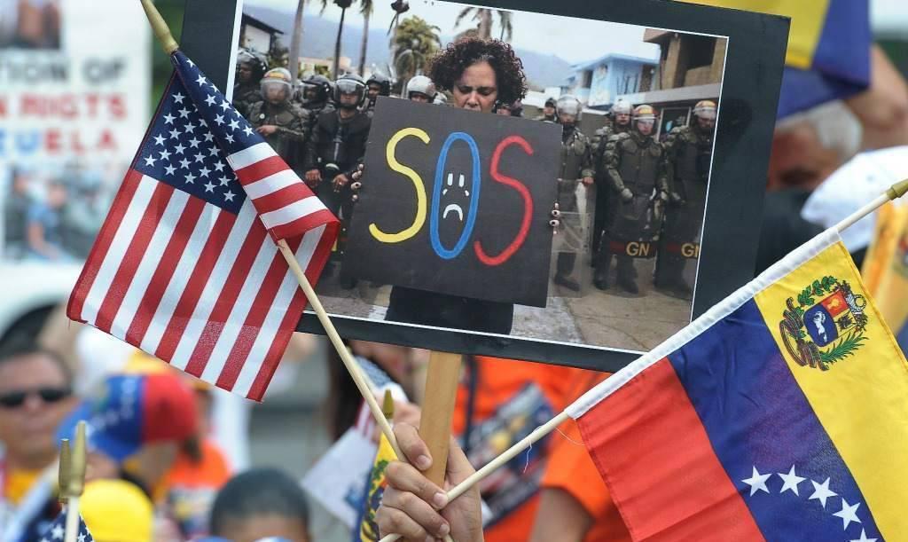 """""""Реальность военного вторжения"""": в случае с Венесуэлой Штаты не успокоятся"""