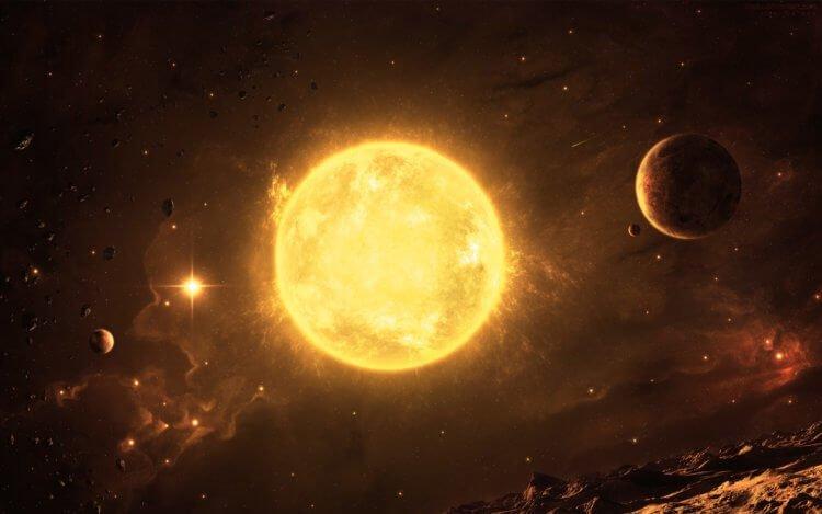 NASA нашло новые доказательства того, что наше Солнце — не совсем обычная звезда