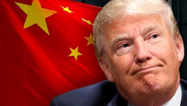 Пекин не испугался санкций Вашингтона и ответил
