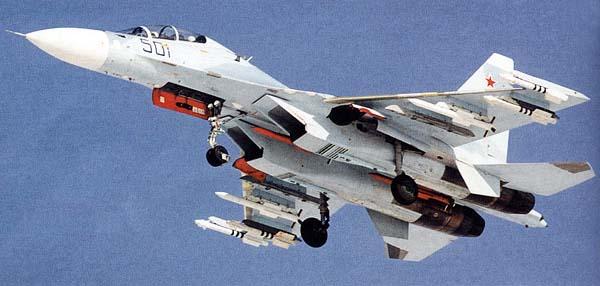 Российский истребитель агрессивно подошел к французскому фрегату