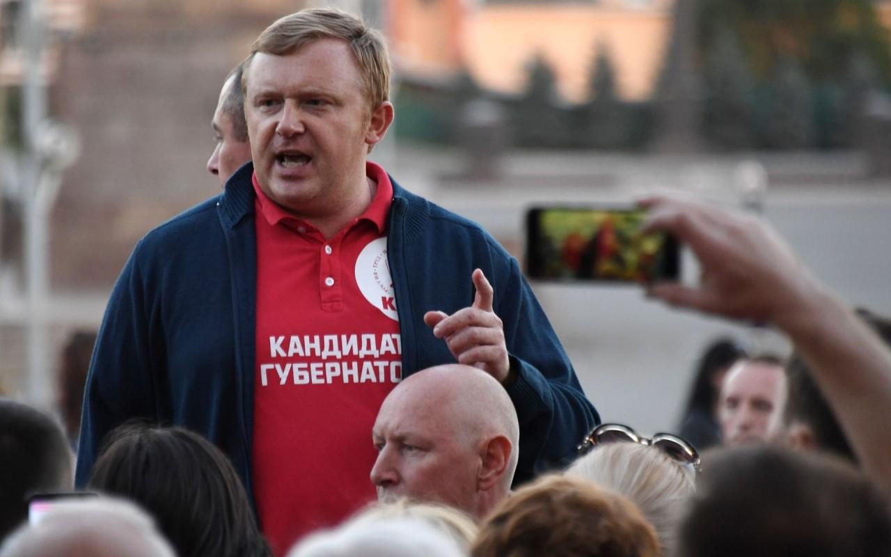 Вся суть путинской демократии: Ищенко не прошел муниципальный фильтр на выборах губернатора Приморья