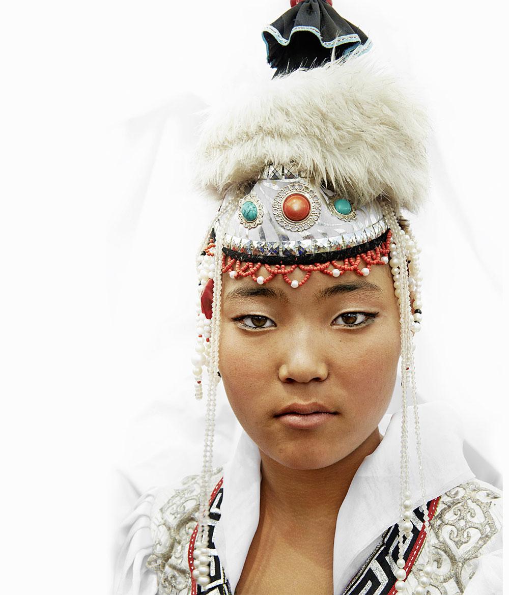 Мисс мира. Монголия