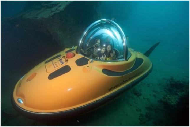 подводные лодки для небольших глубин