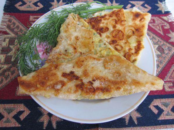 Ёка – быстрый армянский завтрак