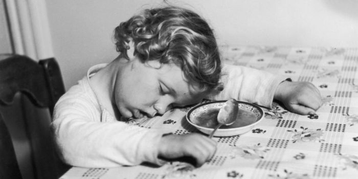 Почему хочется спать после плотного обеда