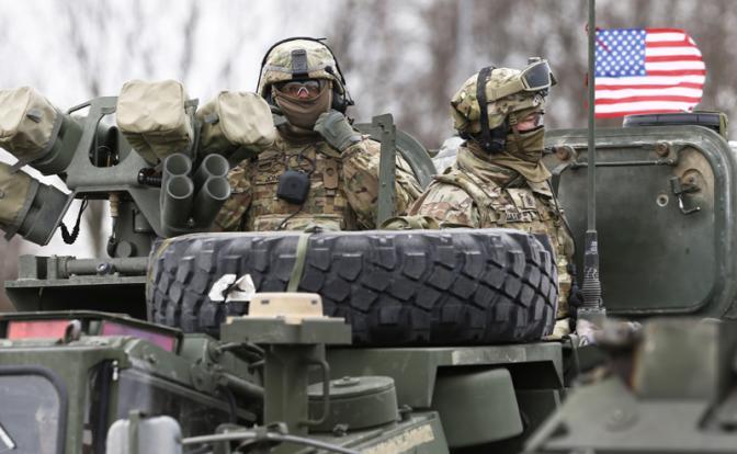 Генерал НАТО: «Теперь мы вновь смотрим на Восток»