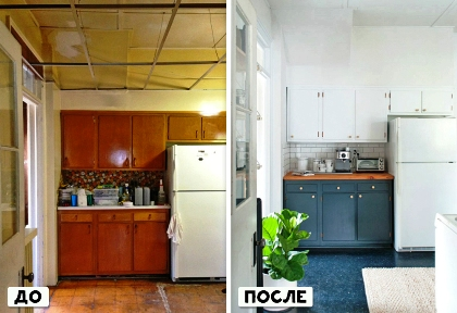 12 комнат до и после того, как за дело взялся дизайнер. Вполне можно выполнить и самому