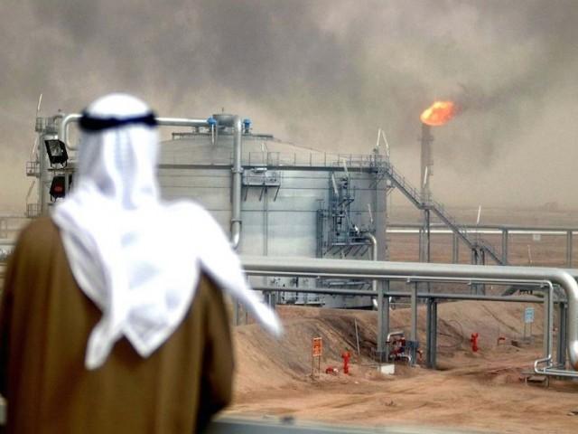Нефтегазовые запасы Саудовск…