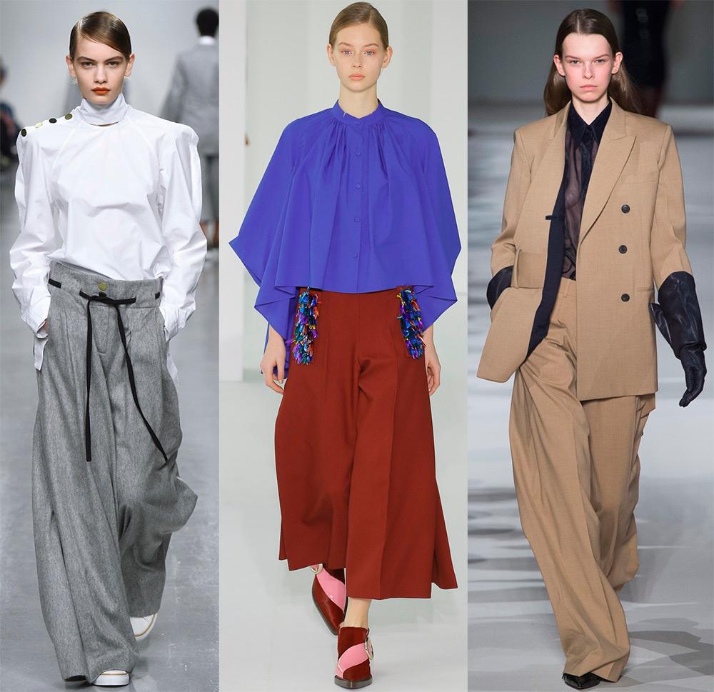Обновляем гардероб: топ-7 модных брюк 2018 года