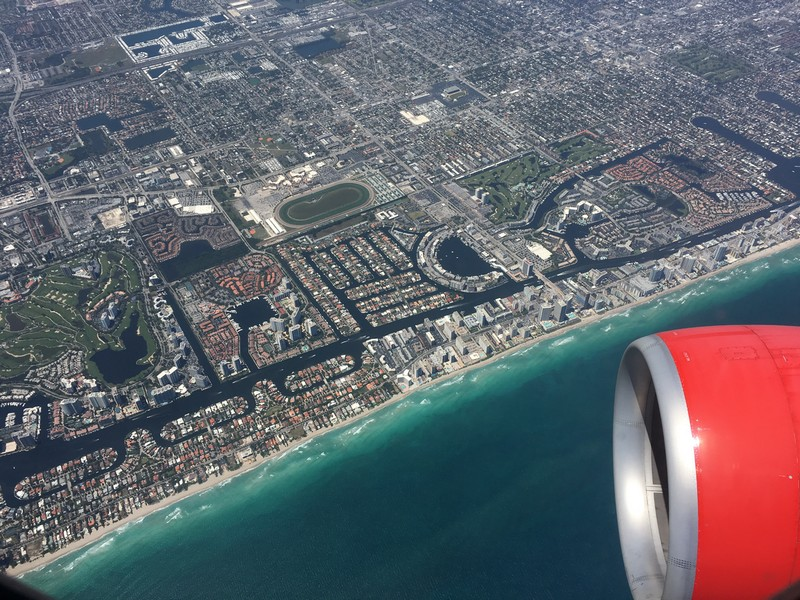 США, Флорида в фотографиях