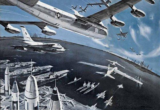 Как военные США намеревались уничтожить полмиллиарда жителей Земли