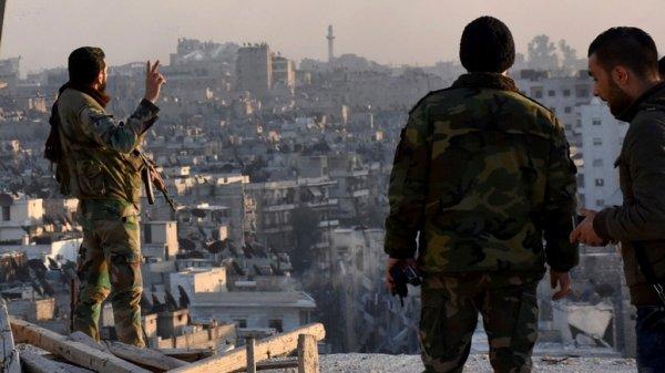 Independent: Западу пора признать победу Асада – и свою вину
