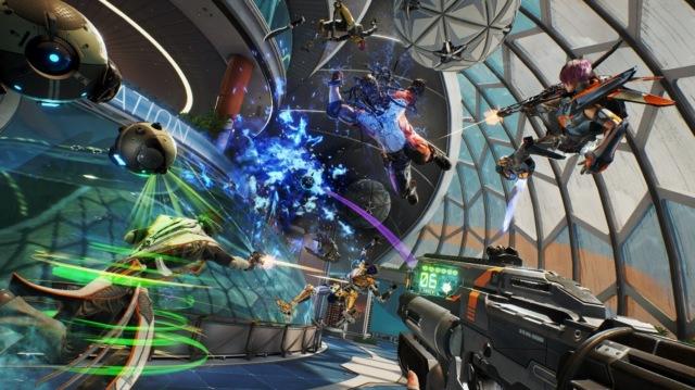 Блежински о будущем LawBreakers: «Я не хочу потопить игру, скатившись в мерзкий free-to-play»
