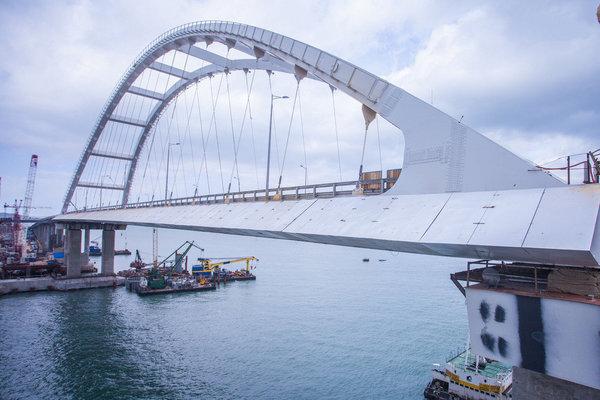 Крымский мост стал целью номер один для Украины (видео)