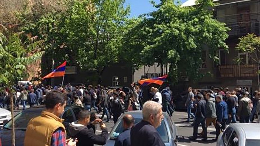 Президент Армении выразил на…