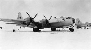 Освоение Ту-4 после Б-25 «Митчелл» и Б-24 «Либерейтор»