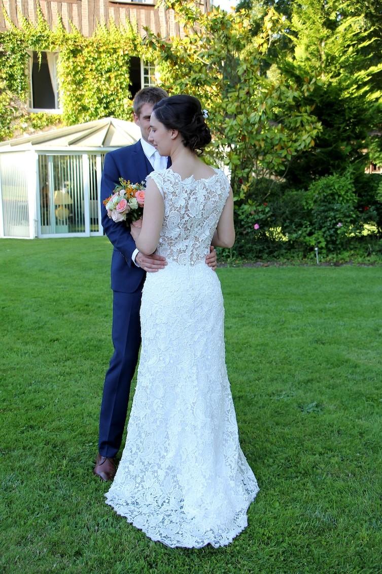Готовое свадебное платье платье, своими руками, создание